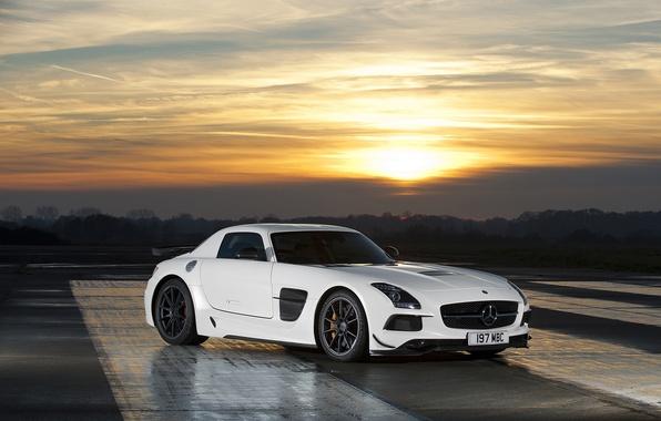 Picture Mercedes-Benz, AMG, SLS, Black Series, 2014