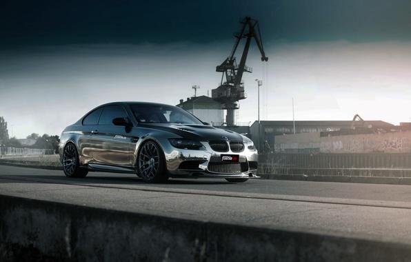 Picture BMW, coupe, BMW, Coupe, E92, Fostla