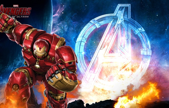Picture Iron Man, Marvel Comics, Tony Stark, Avengers: Age of Ultron, hulkbuster, The Avengers: Age Of …