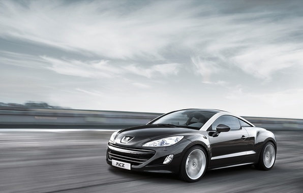 Picture the concept, Peugeot, RCZ