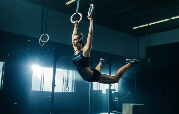 Picture crossfit, sportswear, Janna Breslin