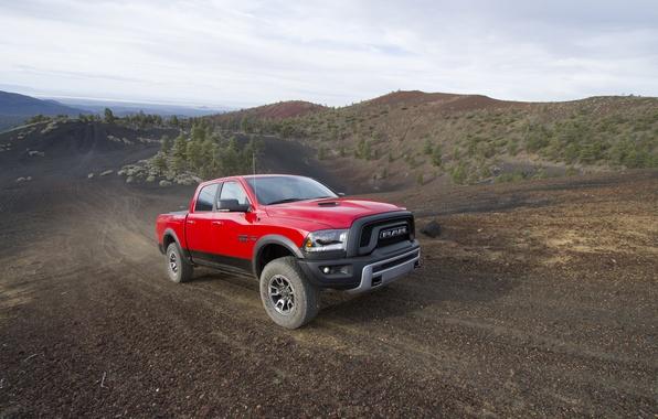 Picture Dodge, Dodge, Rebel, 2015, Ram 1500, RAM