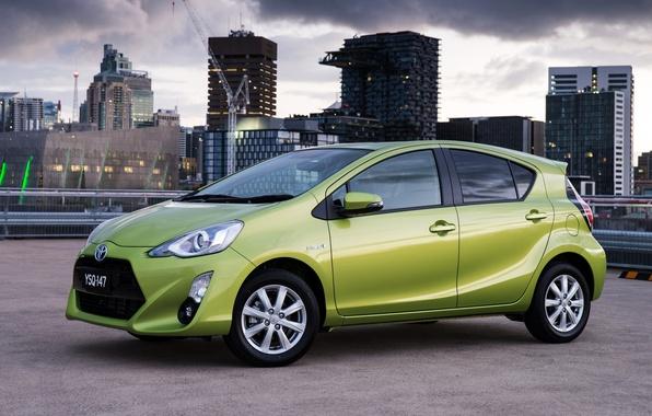 Picture Toyota, Toyota, AU-spec, Prius, 2015, Prius