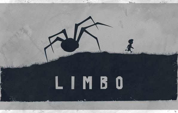 Picture the game, spider, Playdead Studios, Playdead, Microsoft Game Studios, Limbo