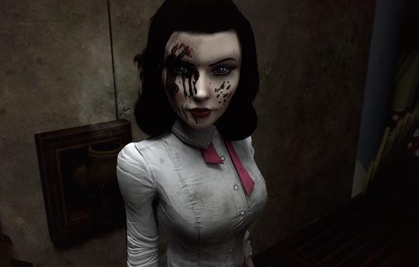 Widescreen Source Wallpaper Bioshock Elizabeth Infinite