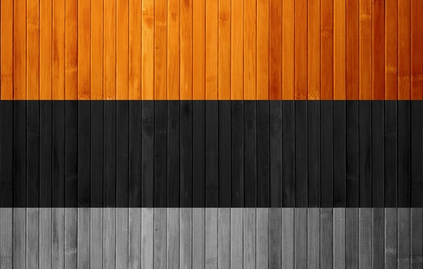 Picture black, Board, grey, wooden, brown