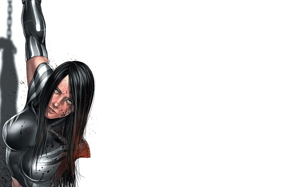 Picture marvel, death, X-23, laura kinney