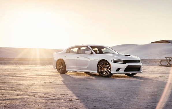 Picture Dodge, Charger, Hellcat, SRT, 2015