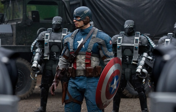 Picture the film, shield, The First Avenger, captain america, captain America