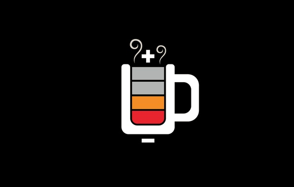 Picture background, couples, mug, charge, Battery