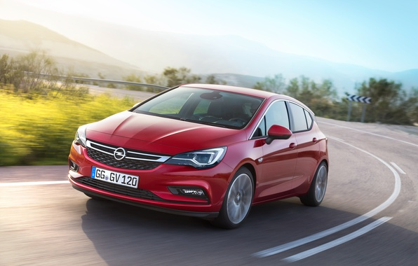 Picture Opel, Astra, Opel, Astra, 2015