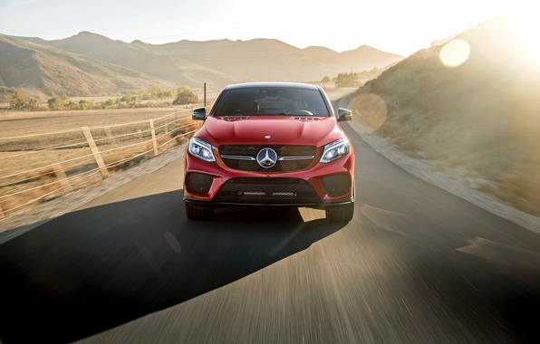 Picture Mercedes-Benz, Mercedes, AMG, AMG, C292, GLE-Class