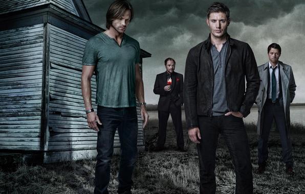 Picture Supernatural, supernatural, Sam, Dean