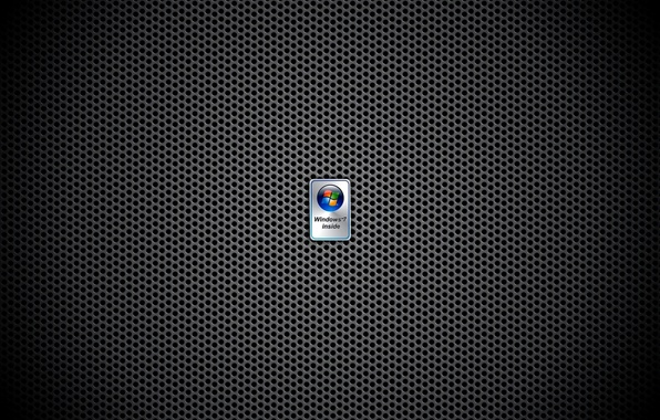 Picture minimalism, logo, logo, minimalism, 1920x1200, windows seven, brand, brand