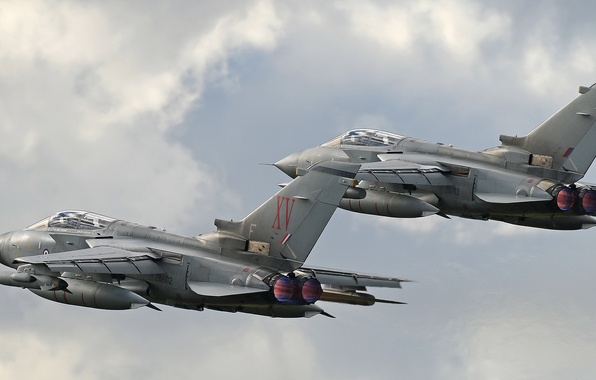 Picture weapons, aircraft, Tornado GR4
