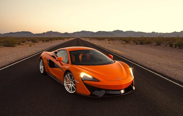 Picture coupe, McLaren, Coupe, McLaren, 2015, 570S