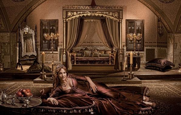 Picture room, Turkey, Palace, Turkey, Magnificent century, Magnificent Century, Hurrem Sultan, Meriem Userli, Meriem Userli, concubine, …