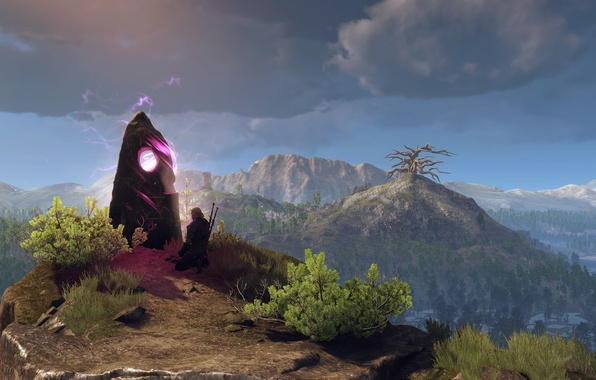Picture landscape, place, The Witcher, The Witcher 3:Wild Hunt, landscape power