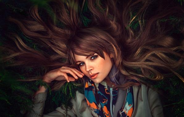 Picture Sexy, Beauty, Eyes, Woman, Mood, Russian, Portrait, Woman