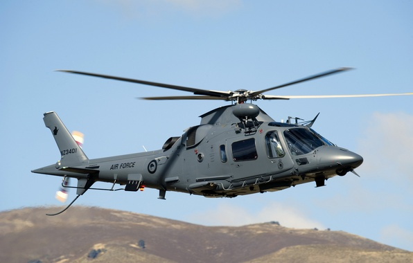 Picture flight, helicopter, multipurpose, Agusta, A109 LUH