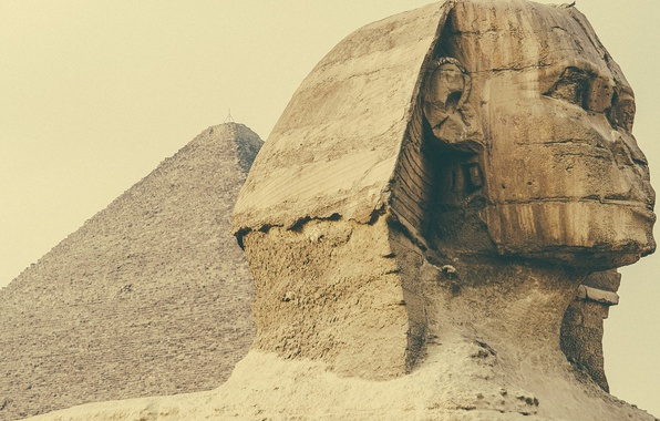 Wallpaper egypt pyramid sphinx sculpture images for