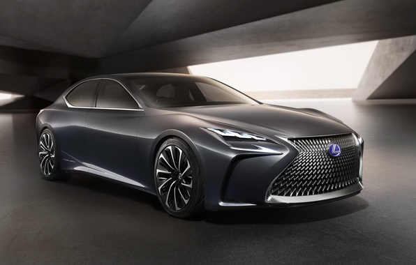 Picture Concept, Lexus, the concept, sedan, Lexus, LF FC