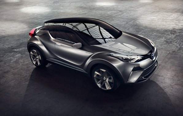 Picture Concept, the concept, Toyota, 2015, C-HR, Toyota