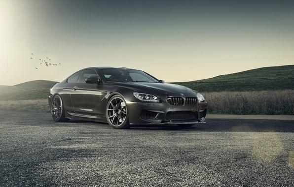 Picture car, BMW, coupe, BMW, Vorsteiner, rechange, F13