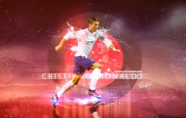 Picture Portugal, Cristiano Ronaldo, escape velocity, Real Madrid, Ronaldo, Real Madrid