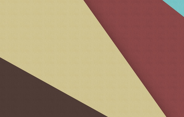 Picture Design, Line, Brown, Android L, Material, Triangles, Strips