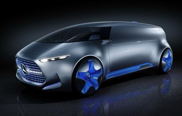 Picture Mercedes-Benz, the concept, Tokyo, Vision, Mercedes