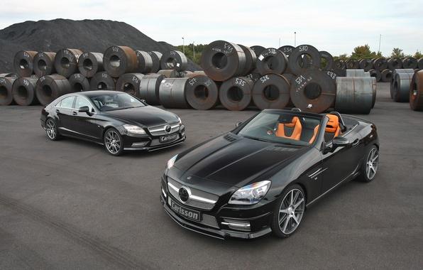Picture Mercedes, 2012, Mercedes, Carlsson, UK-spec, R172, CB 25 S