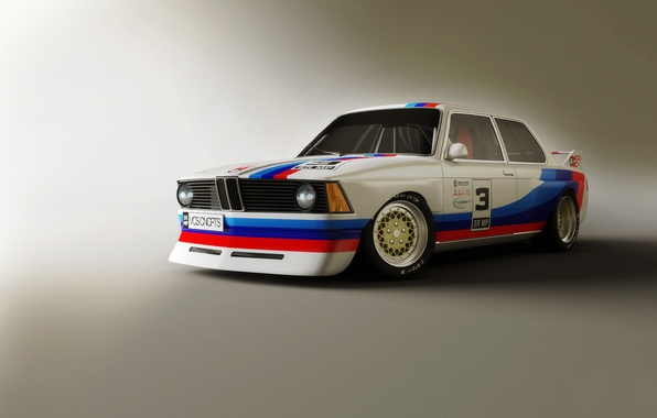 Picture sport, tuning, BMW