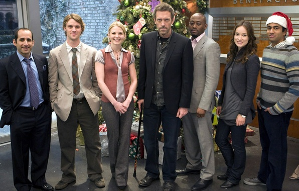 Picture House, The series, House MD