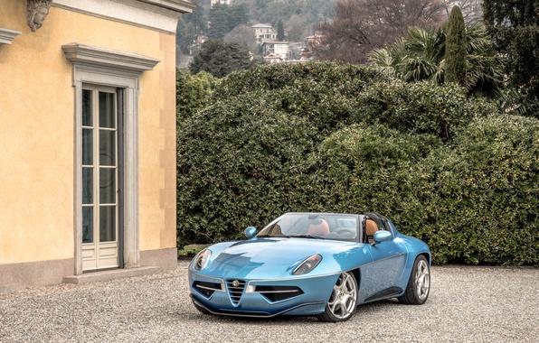Picture Alfa Romeo, Spyder, Alfa Romeo, Flying Disc