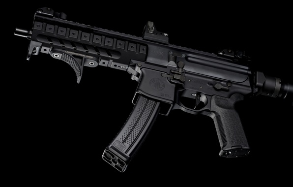 Photo Wallpaper Weapons The Gun SIG Sauer