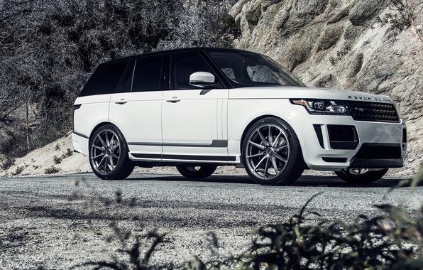 Picture Land Rover, Range Rover, land Rover, range Rover, Vogue, 2015