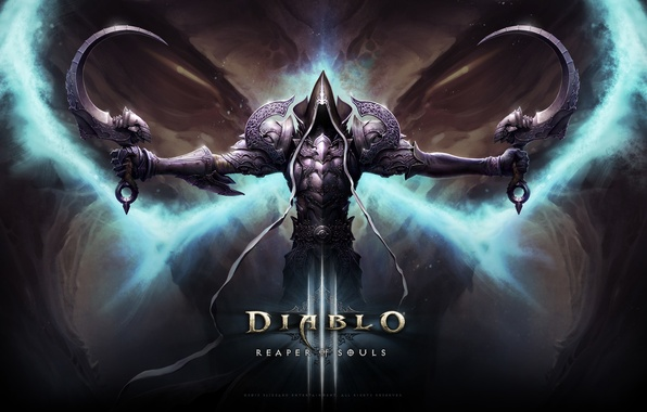 Picture Death, Blizzard, Diablo III, Game, Diablo, Reaper, Reaper of Souls, Diablo III: Reaper of Souls, …