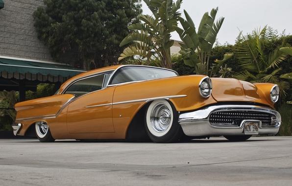 Picture custom, golden-star, manual Assembly, oldsmobile