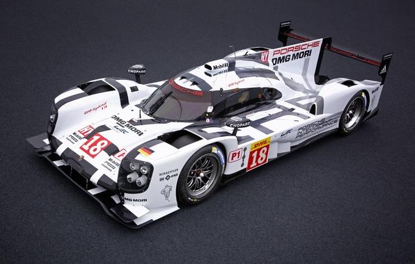 Picture Porsche, Porsche, Hybrid, 2015, 919