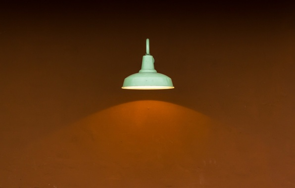 Picture light, wall, lamp