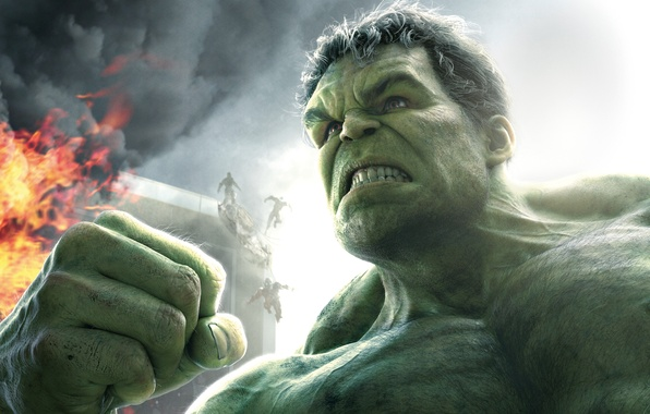 Picture anger, Hulk, Hulk, comic, Avengers: Age of Ultron, The Avengers: Age Of Ultron