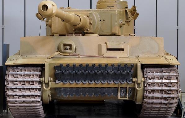 "Picture camouflage, German, WW2, heavy, танк PzKpfw VI ""Tiger """