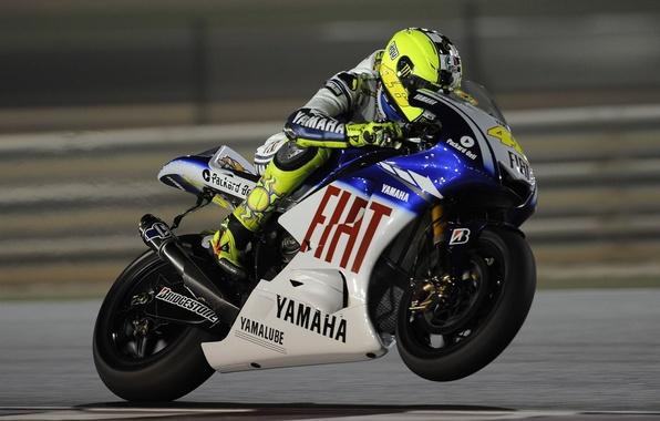 Picture Moto, race, Valentino Rossi
