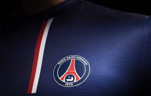 Picture football, form, nike, PSG