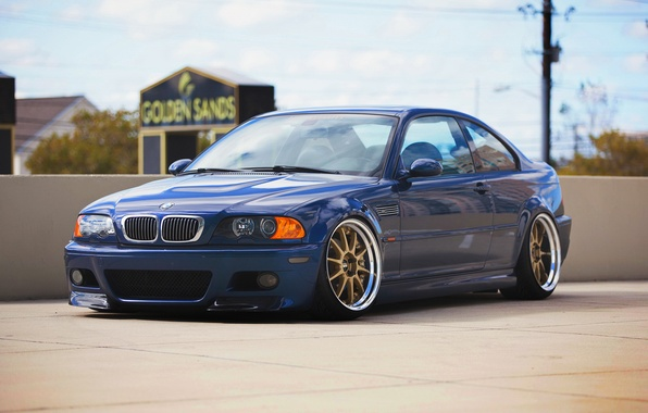 Picture car, tuning, BMW, tuning, bmw m3, stance