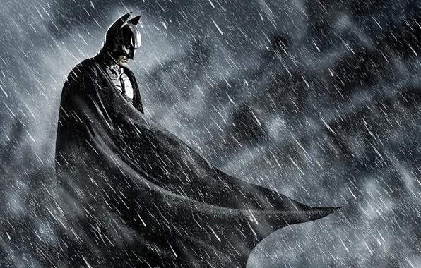 Picture batman, Batman, the dark knight, rain, comics, comics, dark knight, superhero, the legend, dark knight …