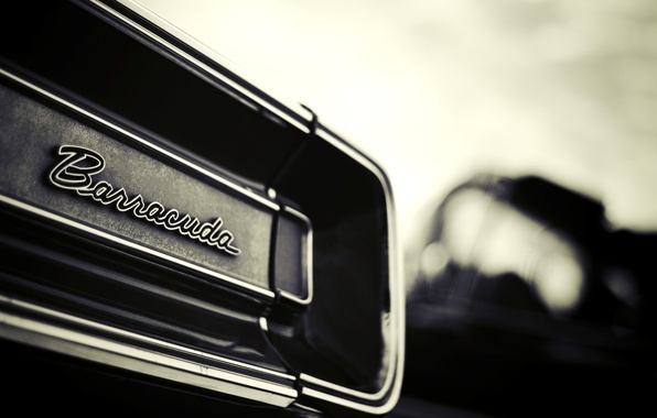 Picture macro, the inscription, muscle car, Barracuda, Plymouth, Muscle car, Barracuda, Plymouth