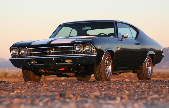 Picture Chevrolet, Chevelle, 396, L34