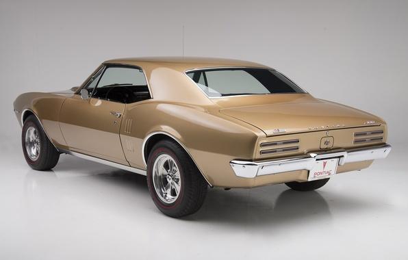 Picture back, muscle car, muscle car, 1967, pontiac, Pontiac, firebird